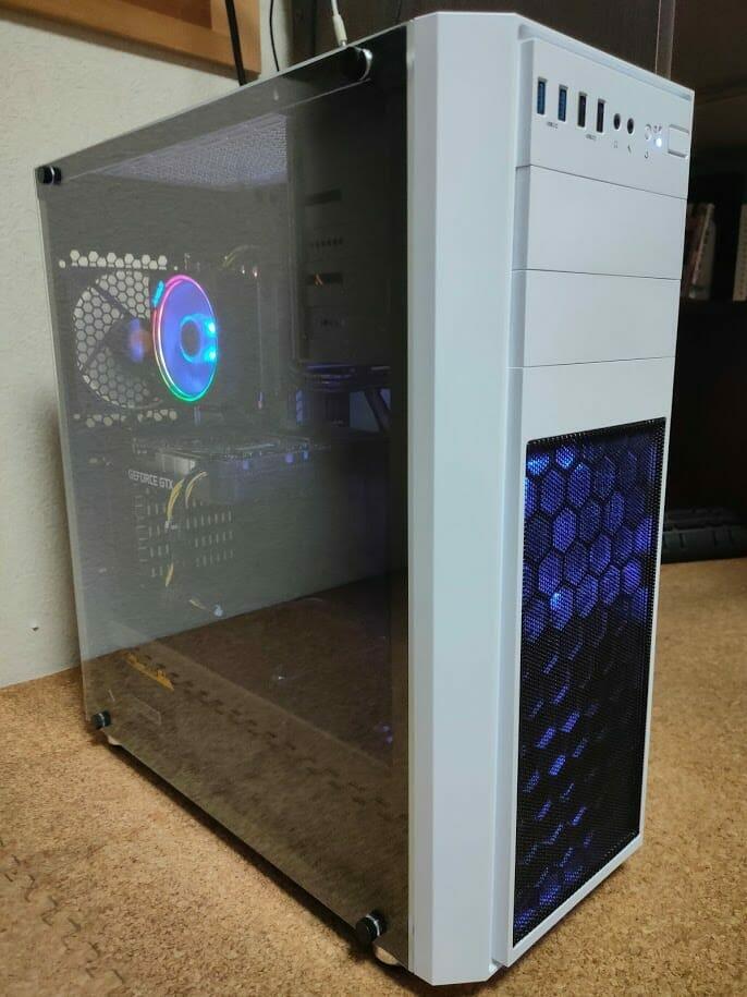 たまラボで使っているパソコン